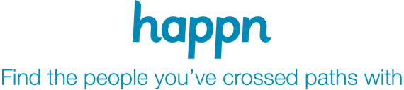 logo datingapp happn