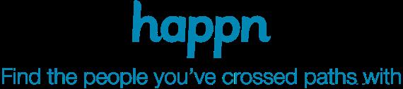 logo datingapp happn