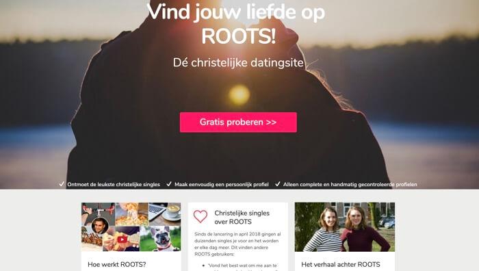 roots dating screenshot