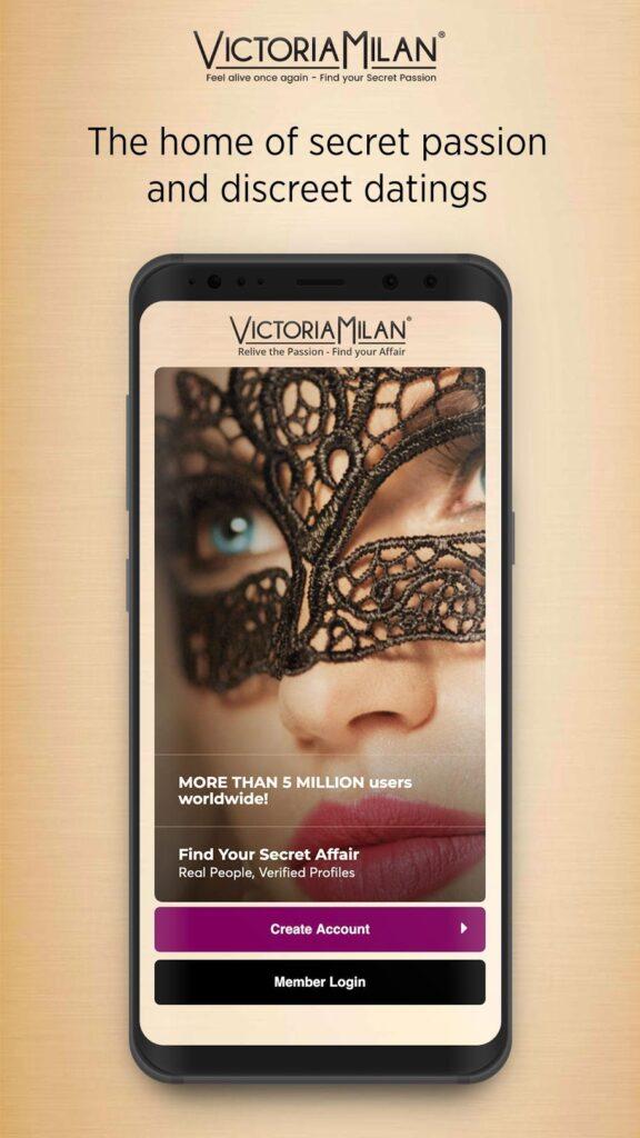 Victoria milan app