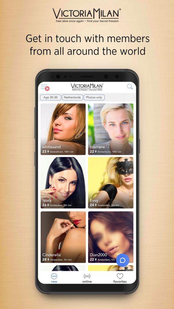 VM overzicht gezichten
