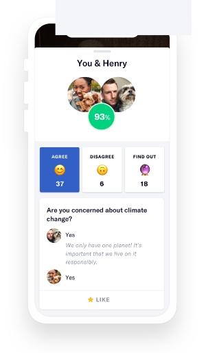 OkCupid Match Score