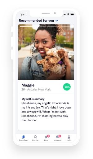 dating app profiel