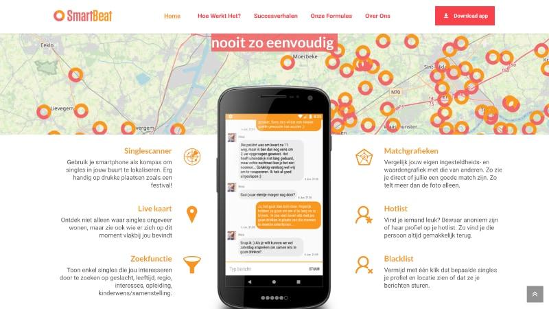 smartbeat app website